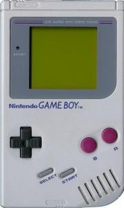 Der klassische Gameboy.