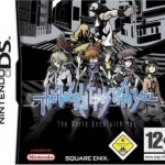 Das Cover von The World Ends With You für den NDS.