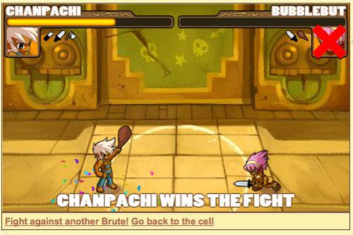 japanisches Kampfspiel Onlinegame