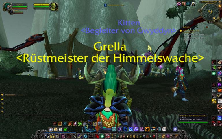 Grella Rüstmeisterin der Himmelswache